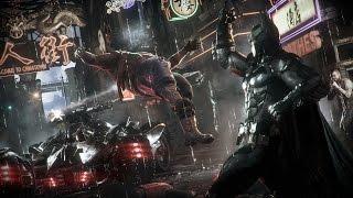 Batman Arkham Knight Detonado #11 - O dirigível - Parte 2