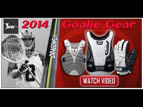 Top Goalie Equipment For 2014 | Lax.com Product Video