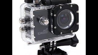 UNBOXING #36 Câmera SJCAM SJ4000 WIFI 1080p DealExtreme