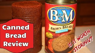 Canned Bread Review