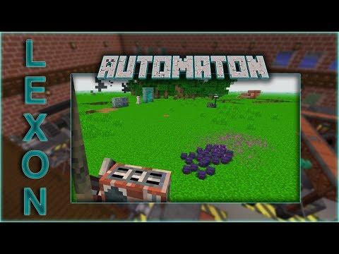 Automaton #023 - Další automatizace a další ore processing (LS18/04/23)