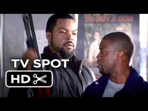 Ride Along TV SPOT  Little Man 2014  Ice Cube, Kevin Hart Comedy HD