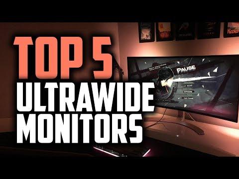 Best Ultrawide Monitors in 2019 - The Top 5 Widescreen Displays
