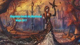 2017 05 14 Alquimia Genki de Monturas - Genki Mount Alchemy