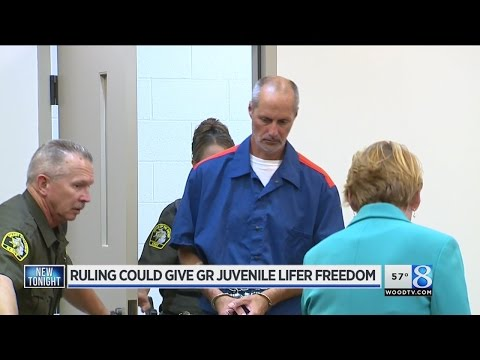 After 34 years in prison, freedom at hand for juvenile murder convict
