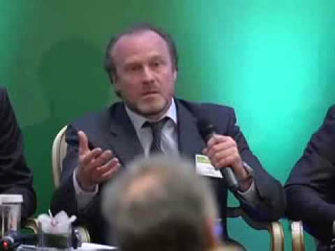 Kevin Sara in Athens Energy Forum 2013