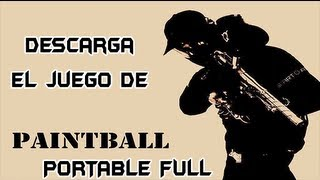 Descarga RENEGADE PAINTBALL Portable para PC 1 Link○