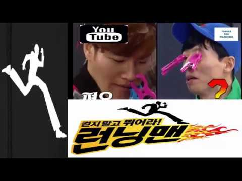 RM 336 : Kim Jong Kook vs Jae Seuk battle games verry funny