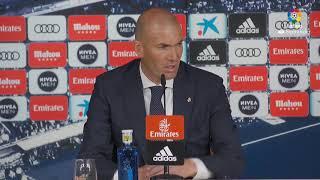 Real Madrid : Zidane explique pourquoi il a titularisé son fils Luca