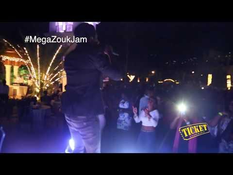 Alex Catherine Au Mega Zouk Jam Concert