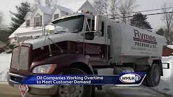 Heating oil companies work to keep up with demand