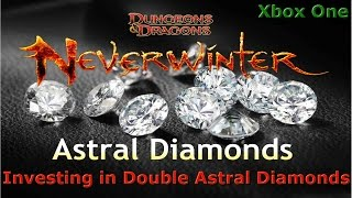 neverwinter making astral diamonds part four investing in double astral diamonds
