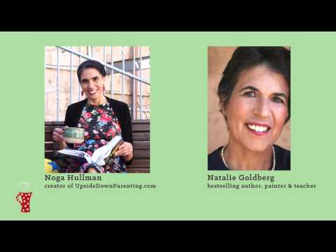Conversation with Best Selling Author Natalie Goldberg