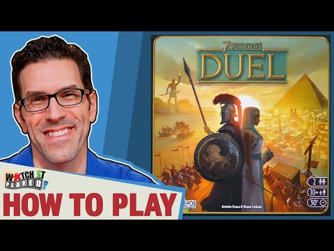 7 Wonders Duel - How To Play