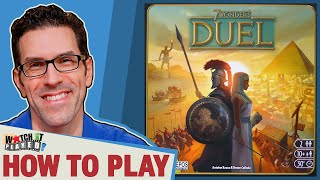 YouTube video 7 Wonders Duel - How To Play