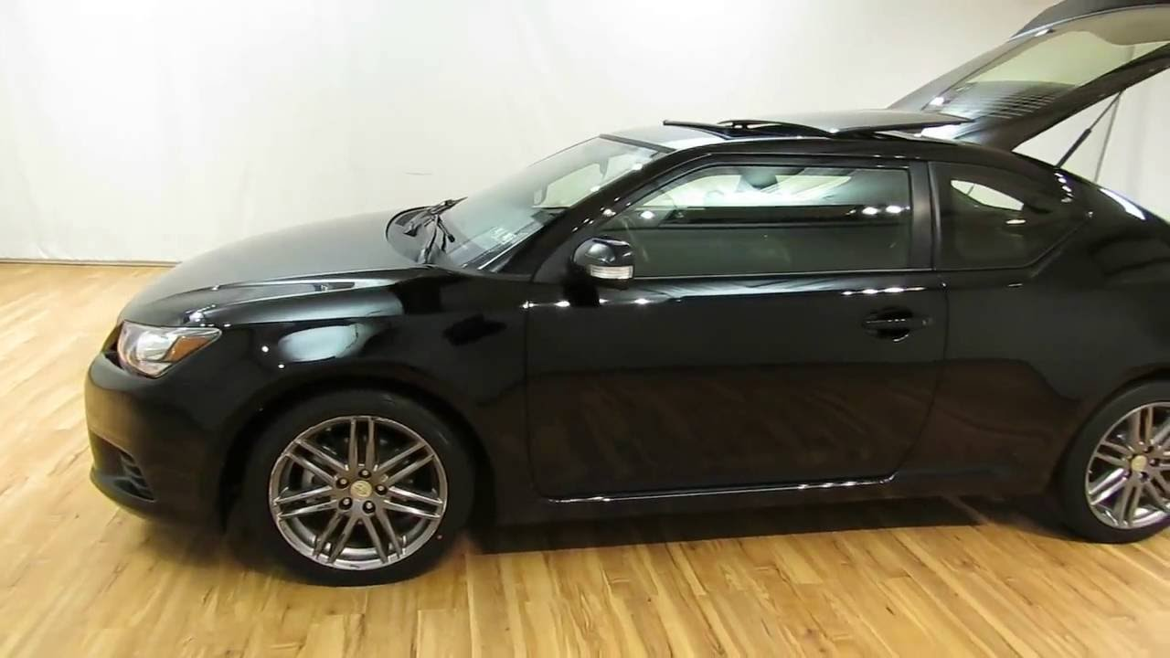2013 scion tc release series 8 0 39 panoramic moonroof carvision com youtube. Black Bedroom Furniture Sets. Home Design Ideas