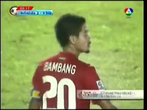 Indonesia vs Thailand AFF SUZUKI CUP 2010