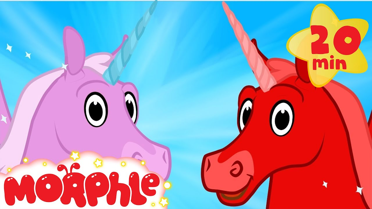 Download My Magic Unicorn Morphle - Animation for Kids