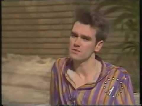 Morrissey Interview