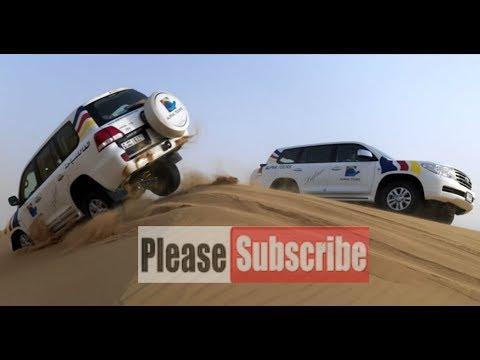 Desert Safari Dubai, Extreme Dune Bashing