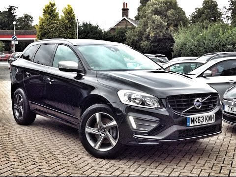 Volvo XC60 2.0 D4 R-Design 5dr (start/stop) for Sale at CMC-Cars, Near Brighton, Sussex
