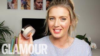 GLAMOUR TRIES: Laura Mercier Loose Setting Powder | GLAMOUR UK