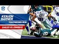 Wentz's Perfect Opening Drive Capped Off by Barner's Strong TD Run! | Eagles vs. Cowboys | NFL Wk 11 mp3 indir