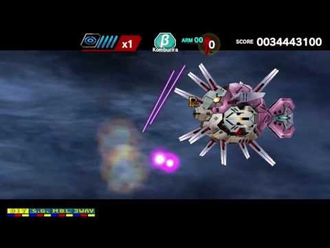 Dariusburst Chronicle Saviours: CAPCOM DLC Walkthrough