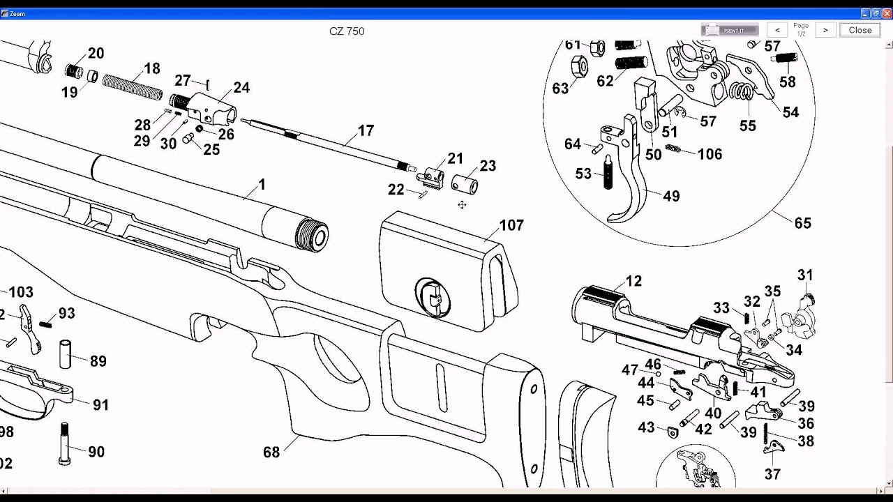 Firearms Guide With Schematics 2nd Edition