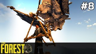 The Forest PL Gameplay [#8] LATAMY w The FOREST /z Skie