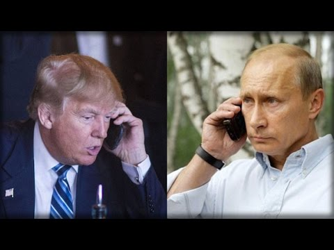 DONALD TRUMP CALLED UP PUTIN TODAY AND MADE A NEW DEAL THAT WILL SAVE AMERICA!