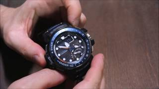 Casio G-Shock Gulfmaster GWNQ1000 Watch Review | aBlogtoWatch