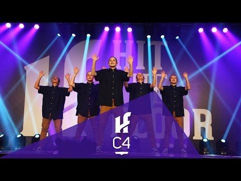 C4 | 1st Place - Showcase | Hit The Floor Lévis #HTF2016