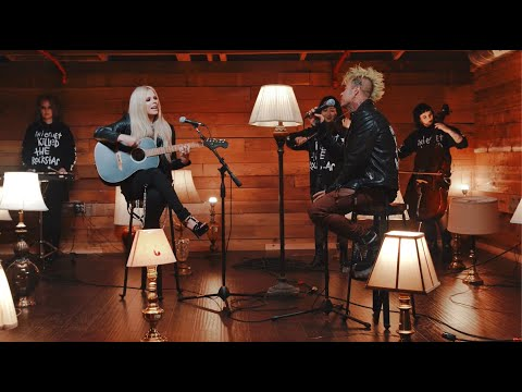 """MOD SUN - """"Flames"""" (Feat. Avril Lavigne) [Acoustic] - OFFICIAL VIDEO"""