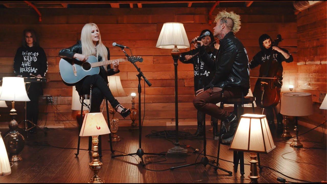 """Download MOD SUN - """"Flames"""" (Feat. Avril Lavigne) [Acoustic] - OFFICIAL VIDEO"""