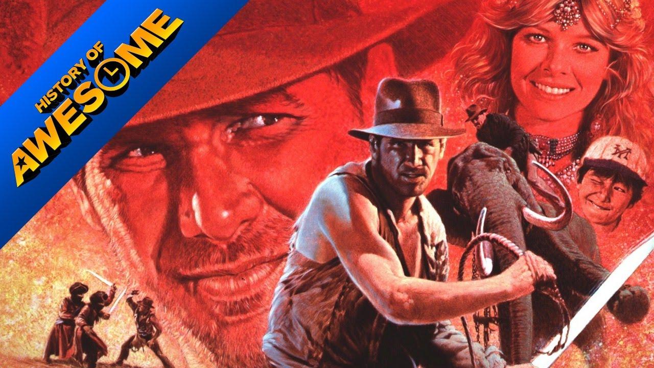 indiana jones movie reports
