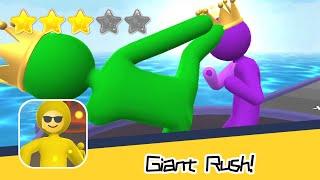 Giant Rush! Walkthrough Run Giant Run Recommend index three stars