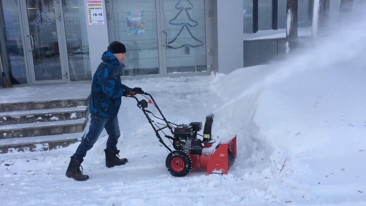 снегоуборщик elitech см14э