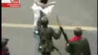 Myanmar/Burma Smuggled video