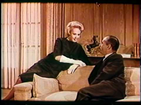 Alfred Hitchock's THE BIRDS  Tippi Hedren's screen tests