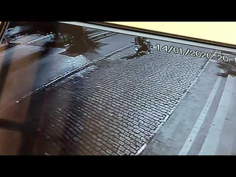 Assalto na Praça Santa Rita em Cataguases
