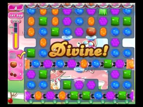 Candy Crush Saga Level 2297 - NO BOOSTERS