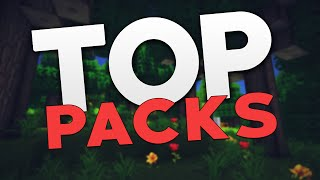 TOP 3 Minecraft PVP Texture Packs! ☆ Version 1.8 (German)