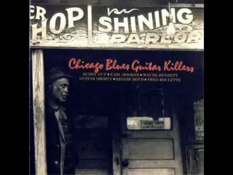 Chicago Blues Guitar Killers (1992)
