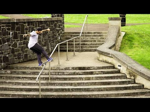 Irish Skate Tour With The Belfast Crew - 40 Shades - Part 1
