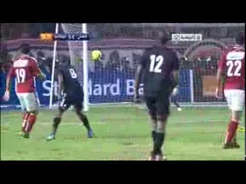Al Ahly vs Orlando Pirates  - CAF Champions League 2013 Final 2nd Leg
