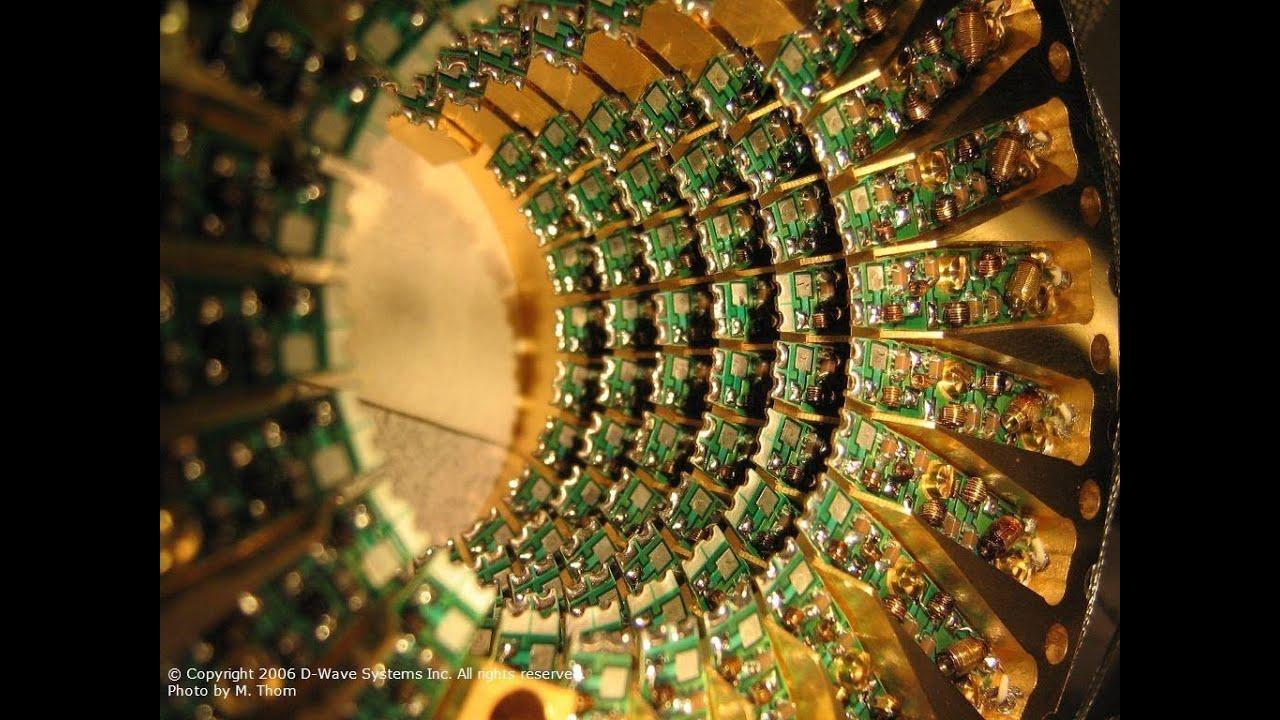 Kuantum Bilgisayarlar (Quantum Computers)