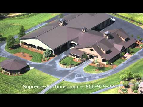 Equestrian Property For Sale In Georgia | Virtual Tour of Property