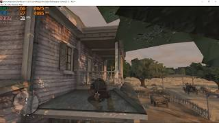 Xenia - Red Dead Redemption, skip Bonnie talk, savegame (PAL version) included