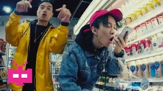 👦 Me & Ma Bros 💰 - 滿舒克 Young Jack,Tizzy T , TOY Wong : Chinese Hip Hop Mandarin Rap 广东西安说唱/饶舌
